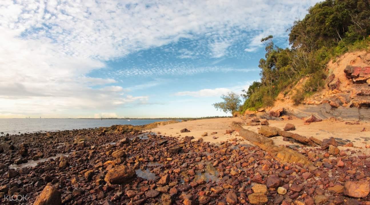 摩顿湾地区海洋公园
