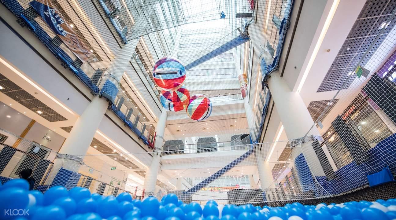 airzone admission ticket singapore