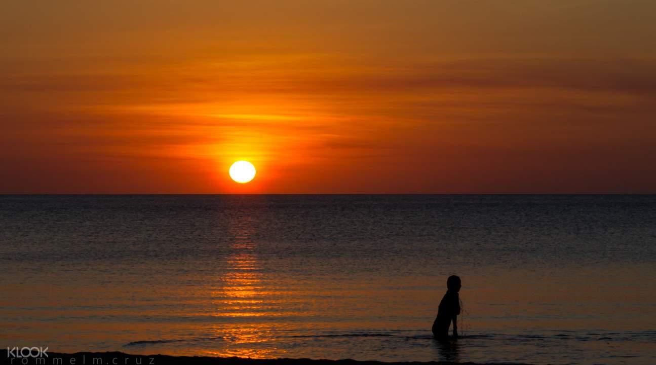 puerto princesa sunset