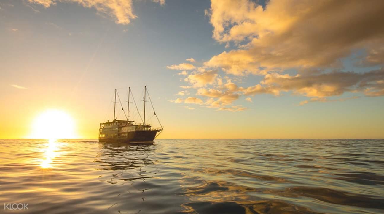 米尔福德峡湾过夜游船体验