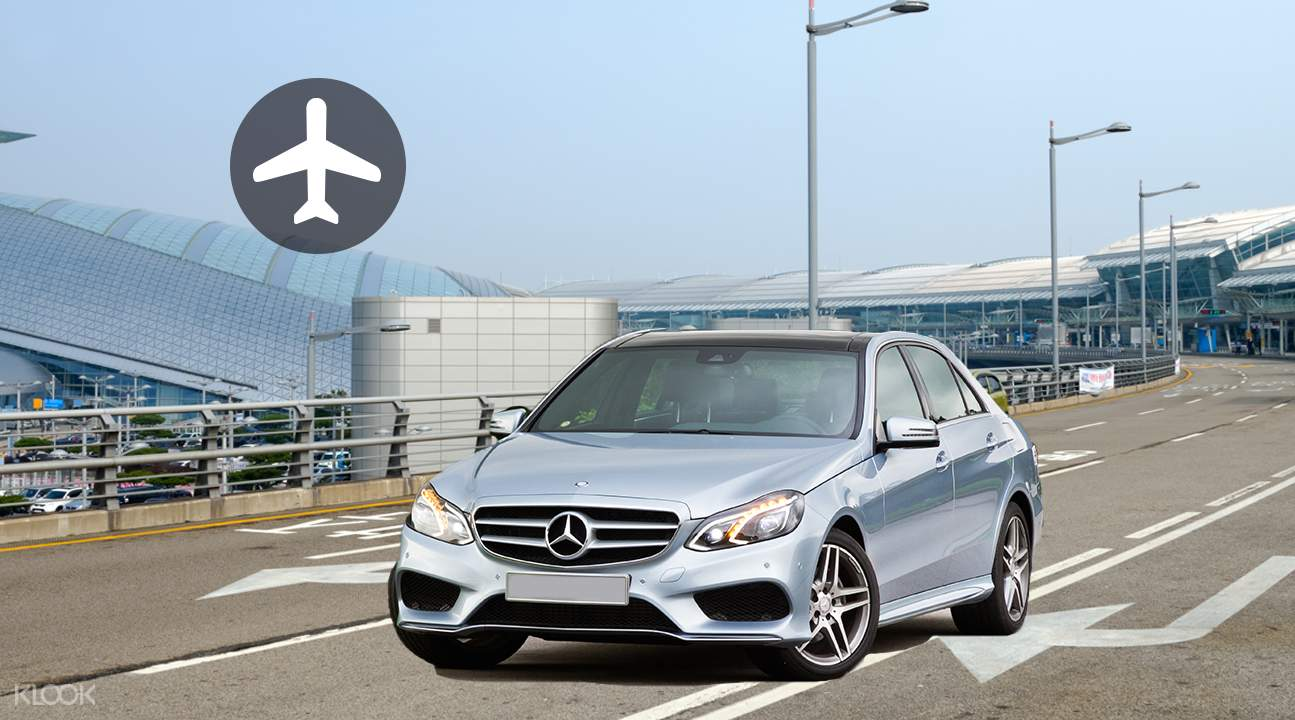 incheon airport luxury transfer