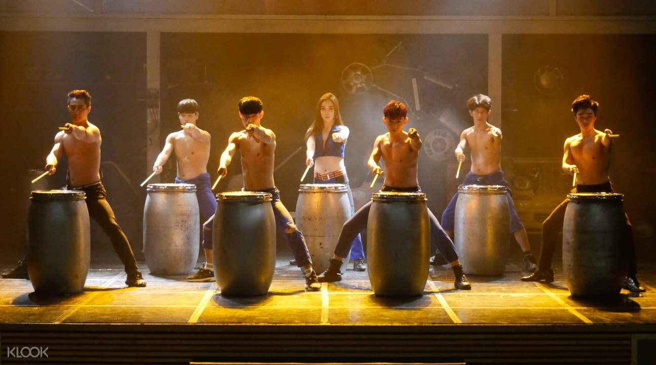Fanta-Stick Drumming