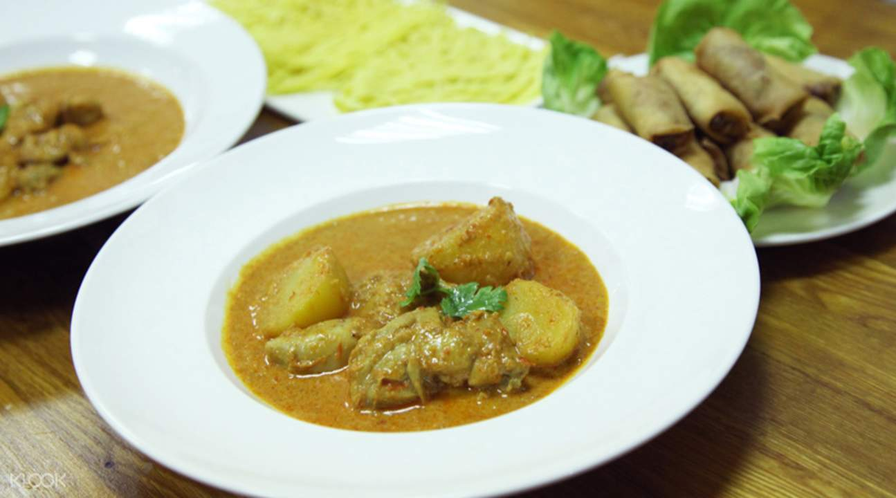 新加坡美食烹饪课