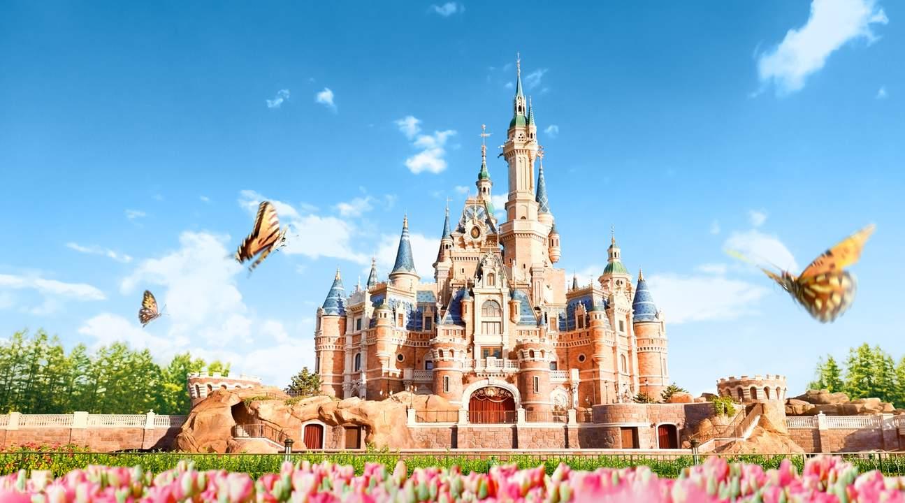 Disney Shanghai Park Tickets