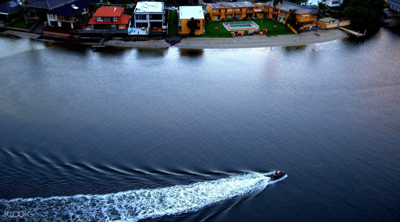 摩托艇體驗