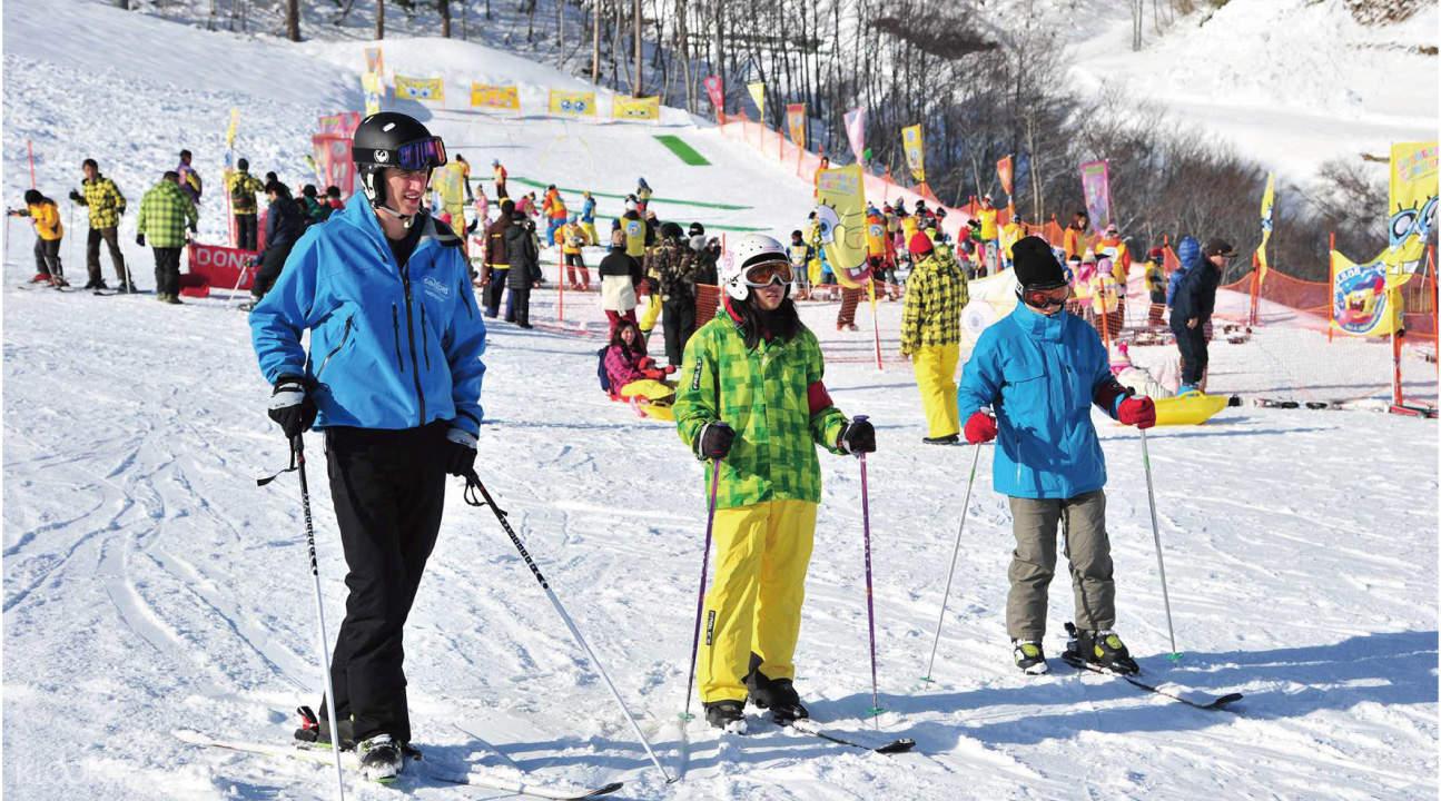 札幌國際滑雪遊