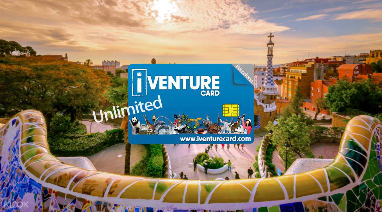 iVenture Barcelona unlimited Attractions Pass