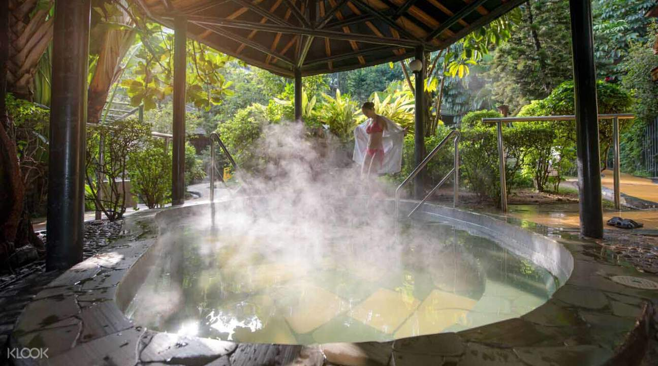 xinyinzhan resort hot spring guangdong