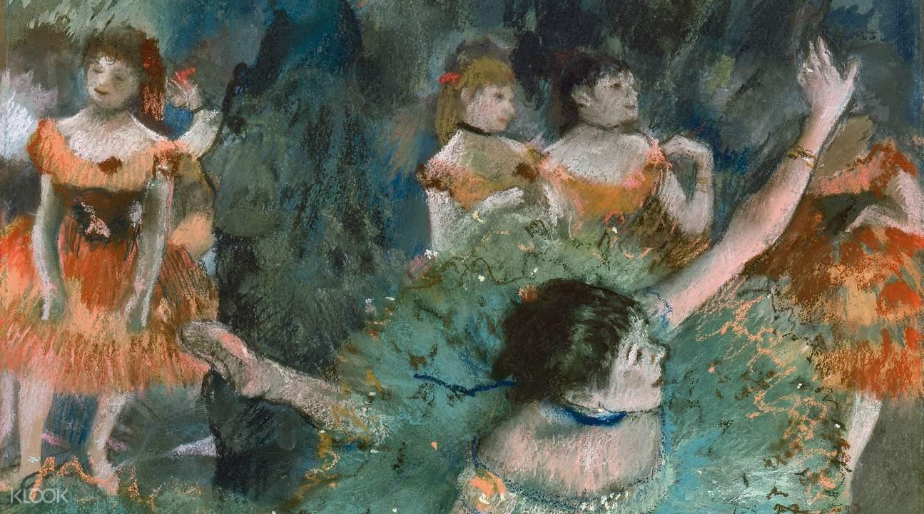 提森-博内米萨博物馆作品
