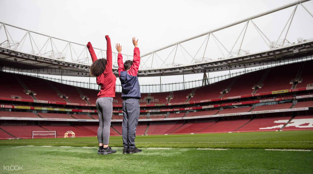 arsenal football club tours