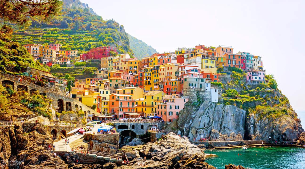 包车游览 五渔村一日游(佛罗伦萨出发)