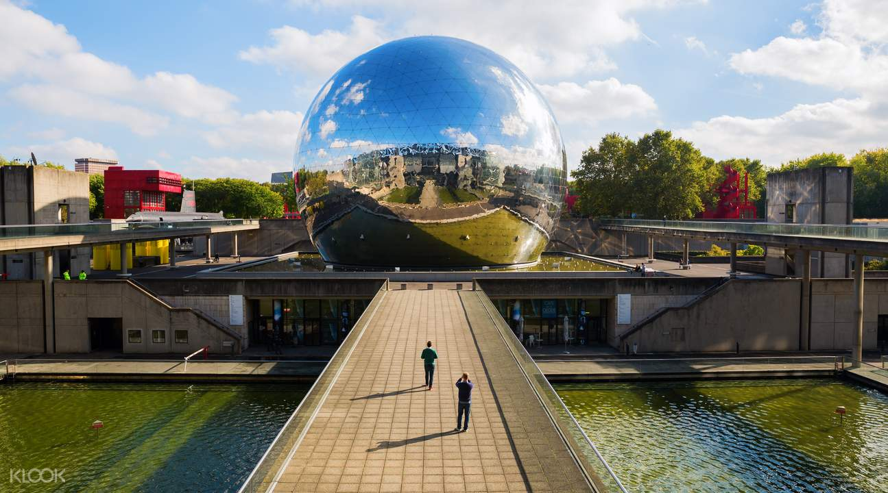 Image result for La Cité des sciences de de l'Industrie