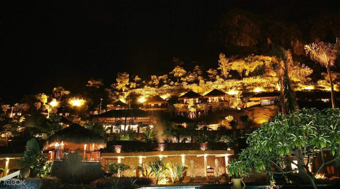 Gold Leaf Resort Hot Spring Experience in Guangzhou