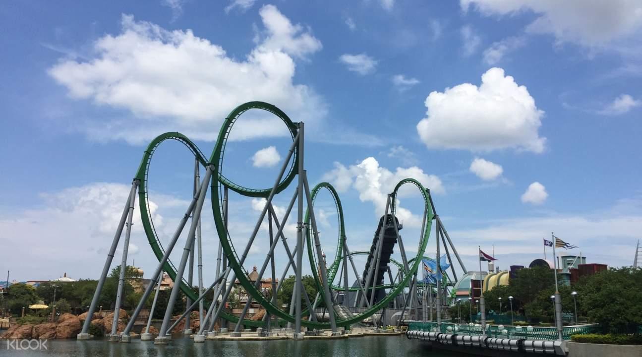 universal orlando roller coaster