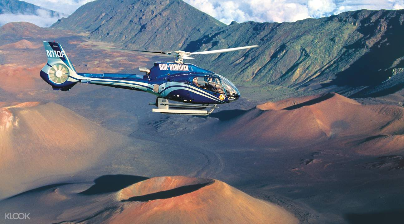 big island hawaii helicopter tour