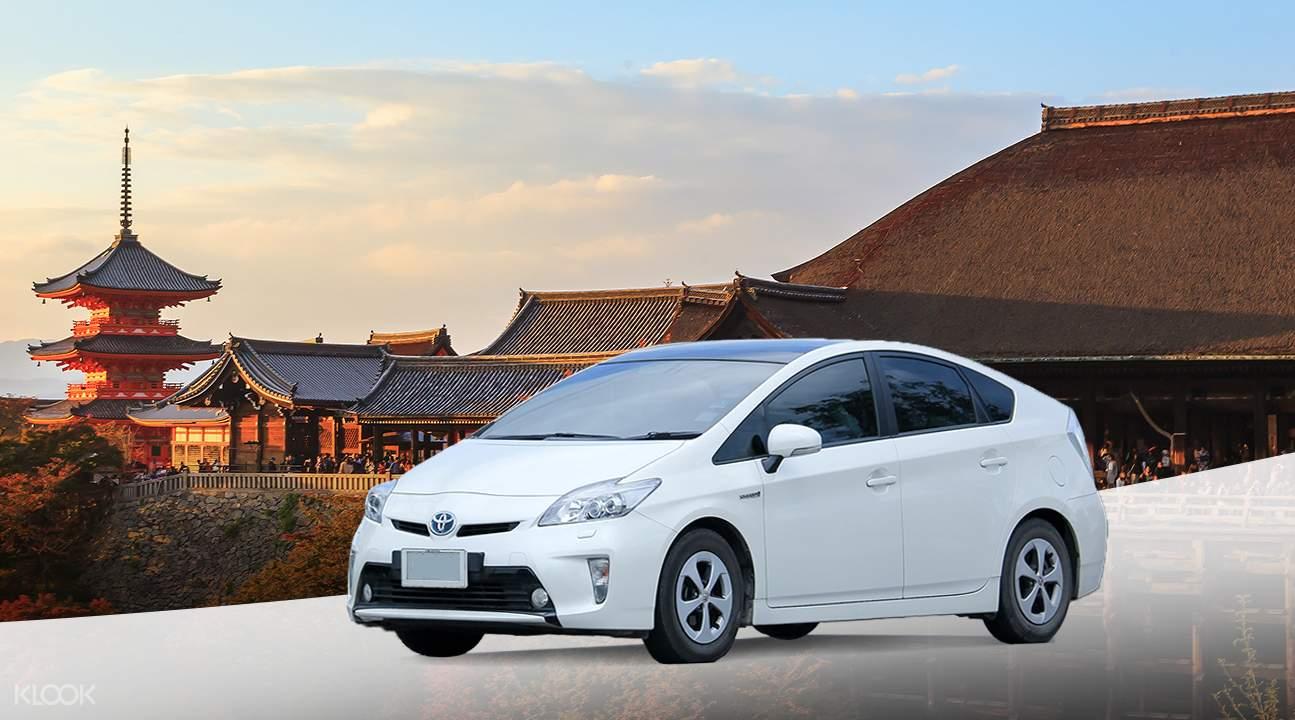 包車遊覽 京都一日包車(市內/周邊)華人司機向導