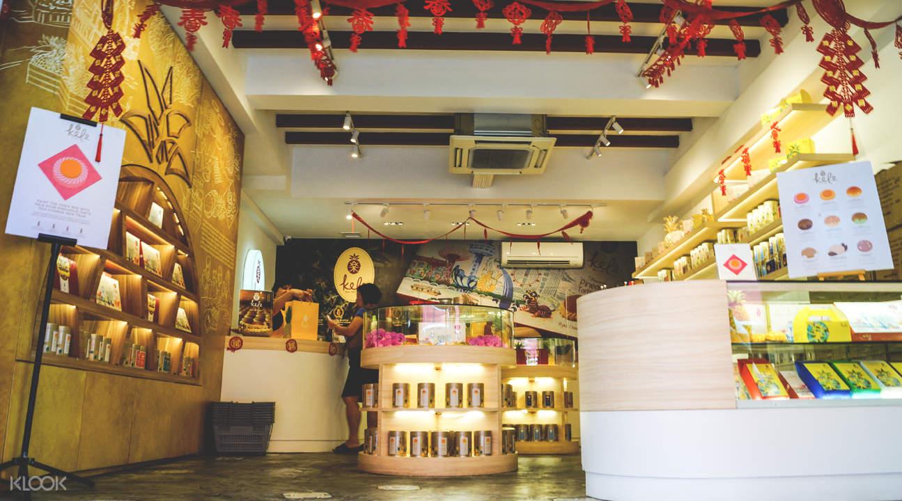 新加坡牛車水可樂伴手禮