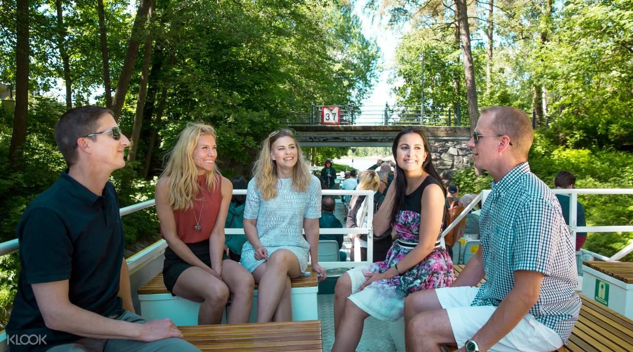 赫爾辛基遊船
