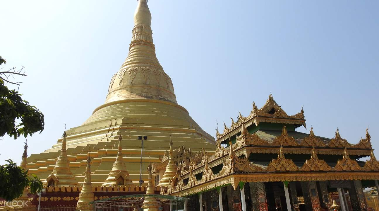 Shwesandaw Pagoda Sunset Twante Private Day Tour from Yangon, Myanmar