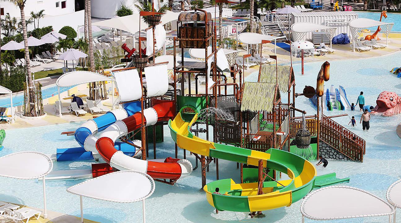 圣托里尼水上公园门票