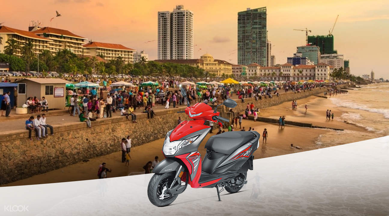colombo scooter day tour