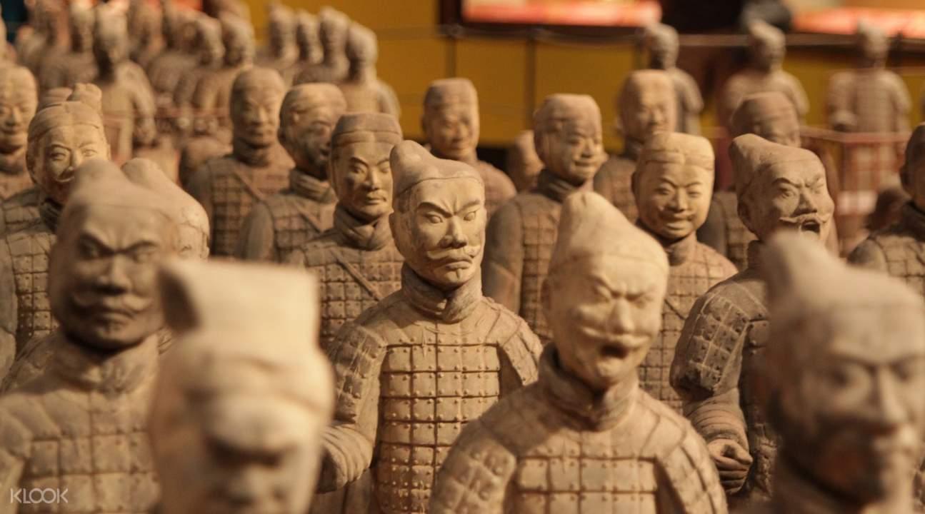 西安唐式溫泉足浴& 兵馬俑& 秦陵& 華清宮一日遊