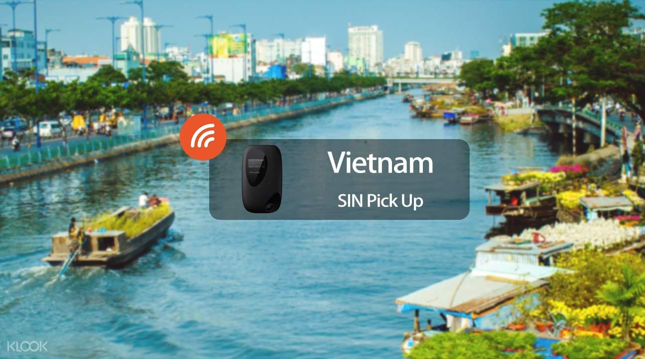 越南3.5G 随身WiFi