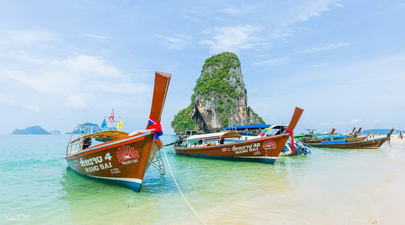 James Bond Island Full Day Long Tail Boat Tour From Krabi