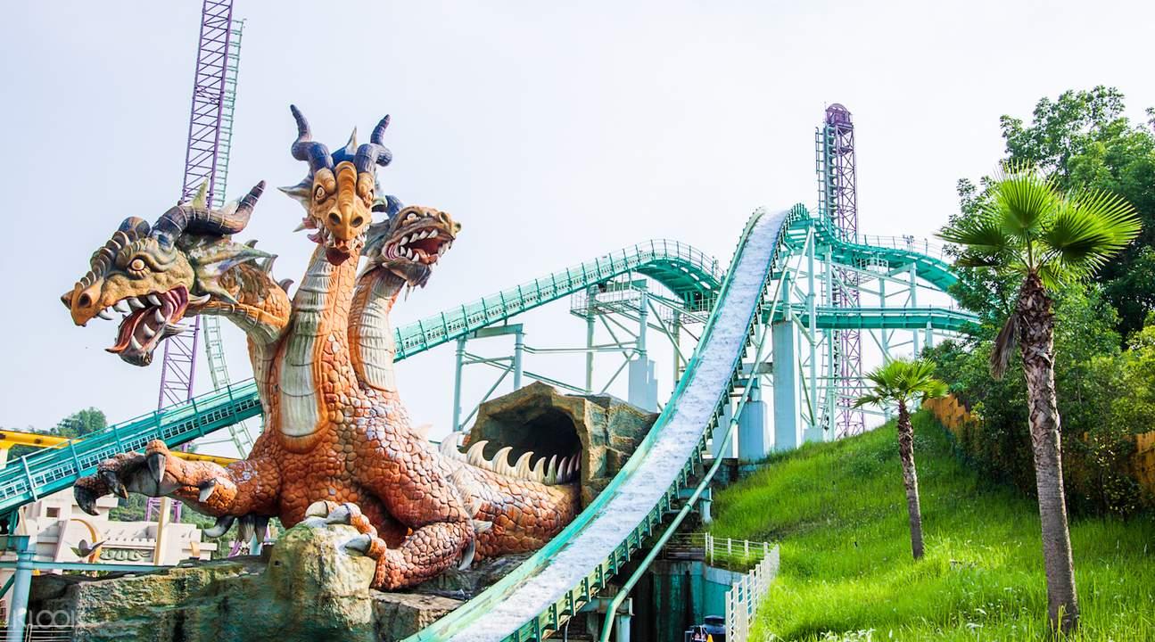 E-Da Theme Park Pair Tickets