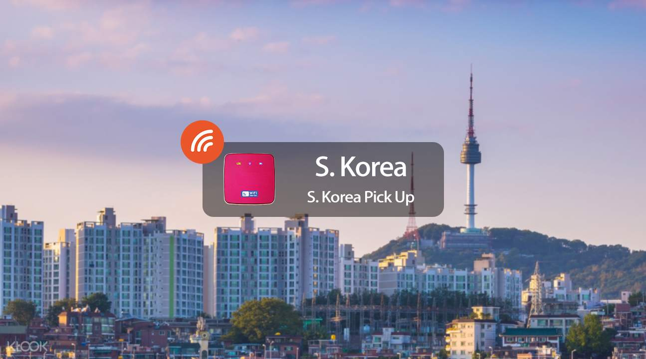 korea wifi device