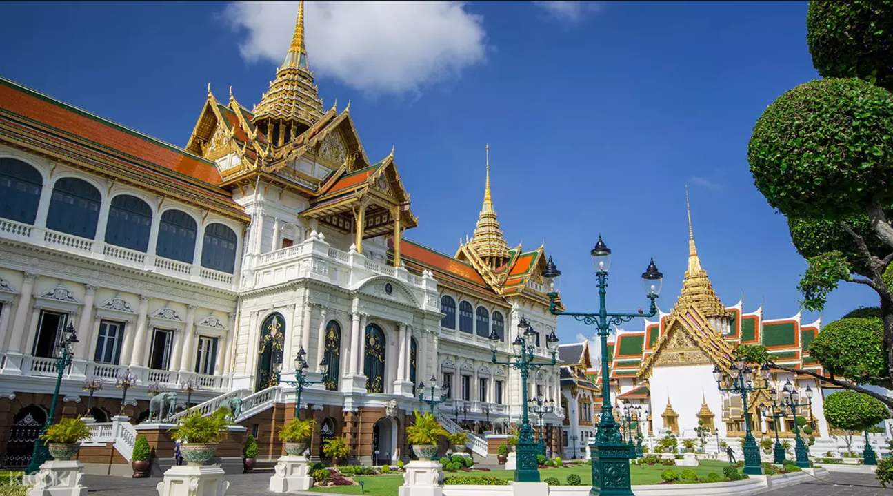 bangkok day tour grand palace