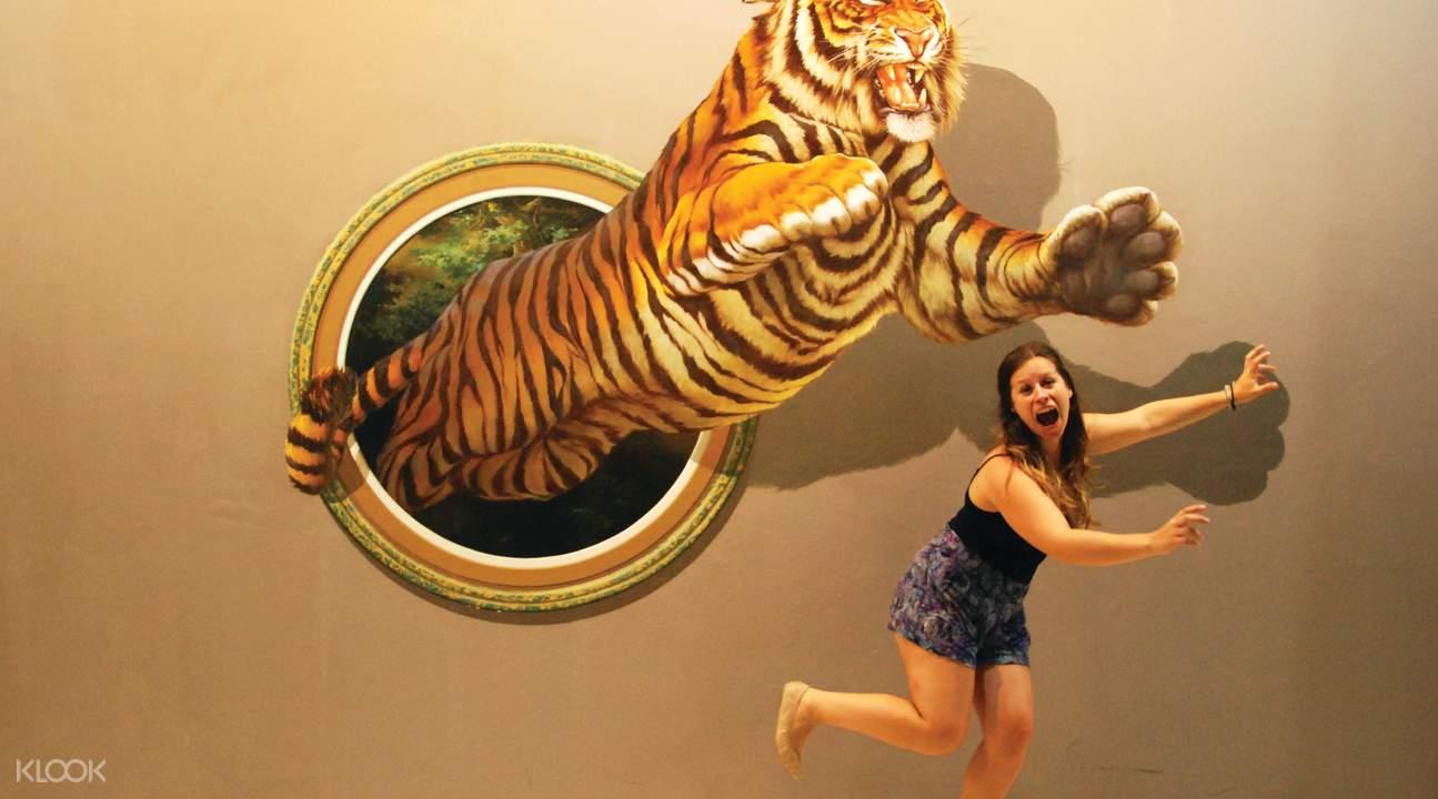清迈3D艺术博物馆
