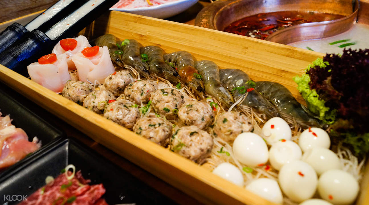 Long Qing Specialty Hotpot Clarke Quay Singapore