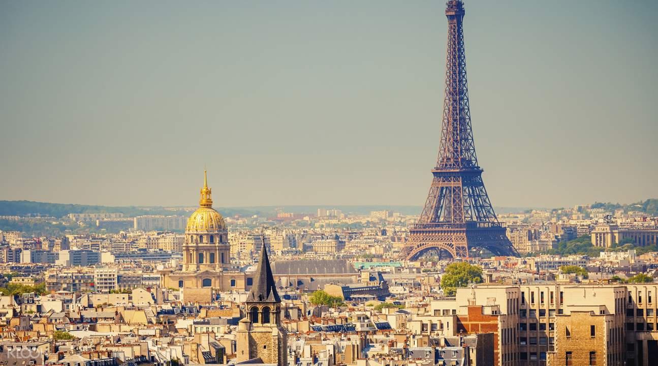 埃菲尔铁塔巴黎