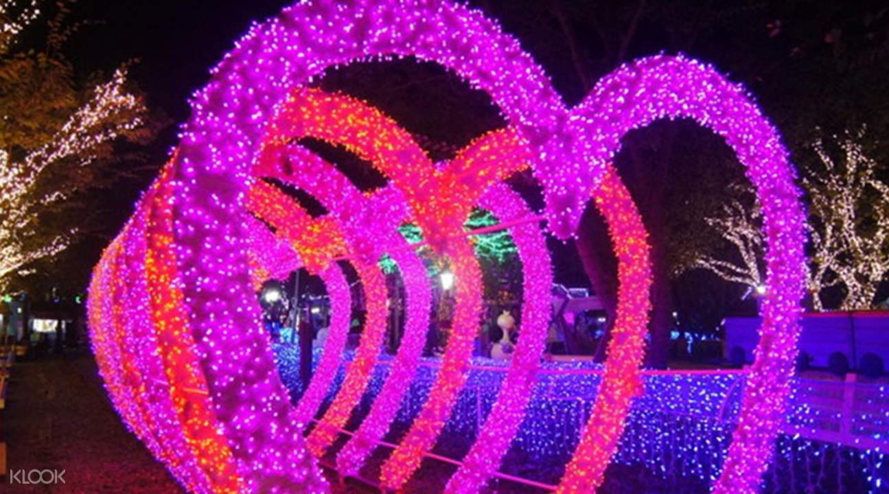 jeju light garden
