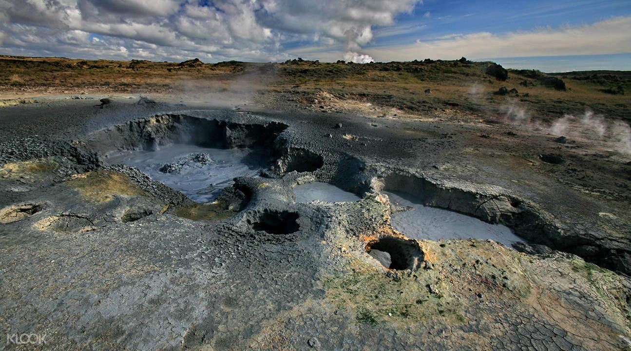 雷克雅尼斯岛熔岩海岸一日游
