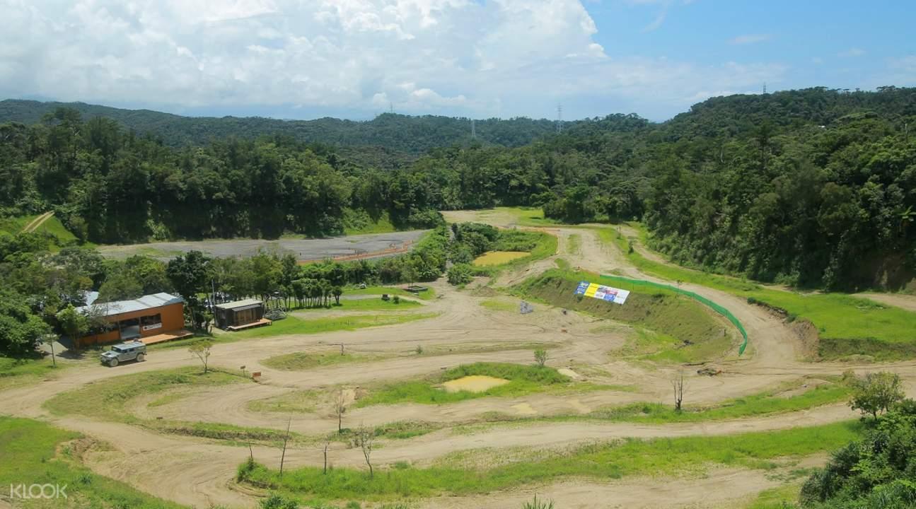 沖繩山地電單車越野體驗