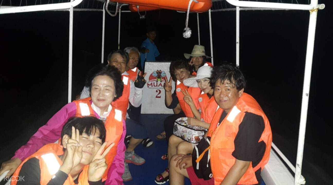 Muara Bay Cruise