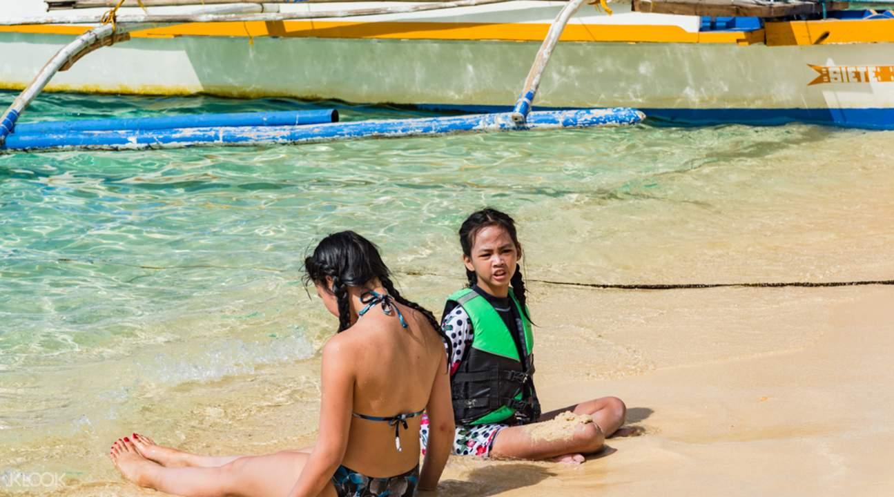 Sumilon Island tourism