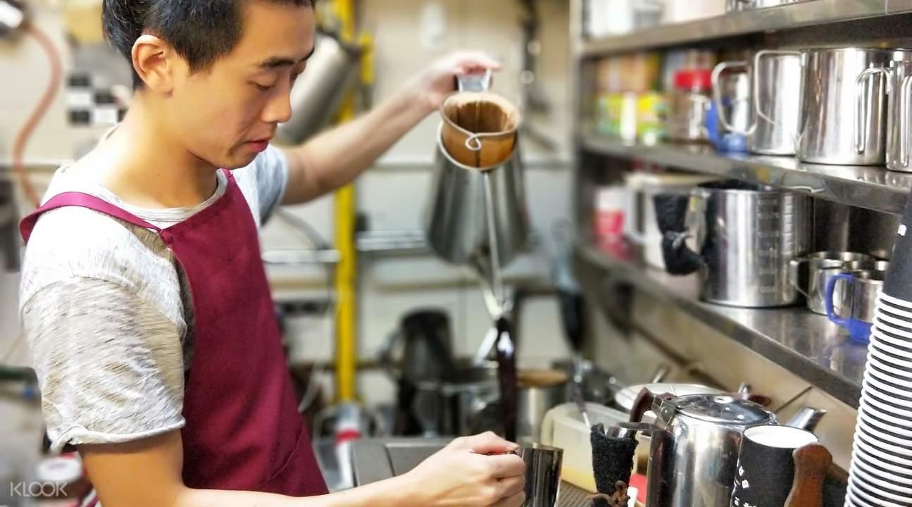 新加坡coffeebreak咖啡