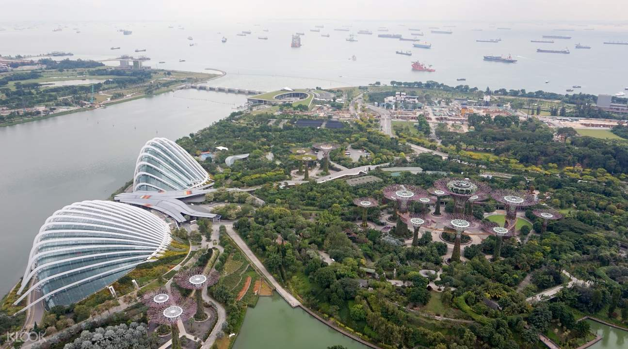 gardens by the bay scooter rental singapore