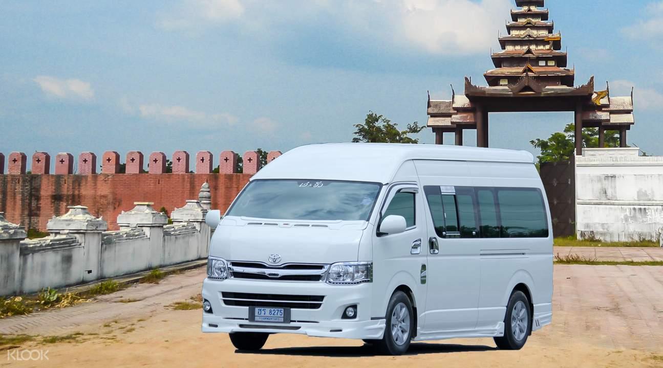 包車遊覽 曼谷至北碧府 - Klook客路