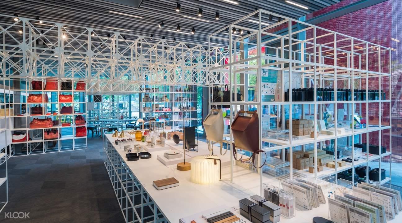 red dot design museum shop voucher