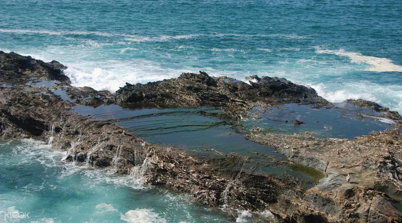 tidal pool south penghu marine national park