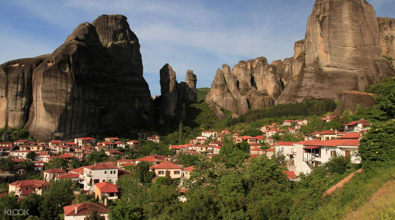 Meteora Day Tour with Train from Athens - Klook