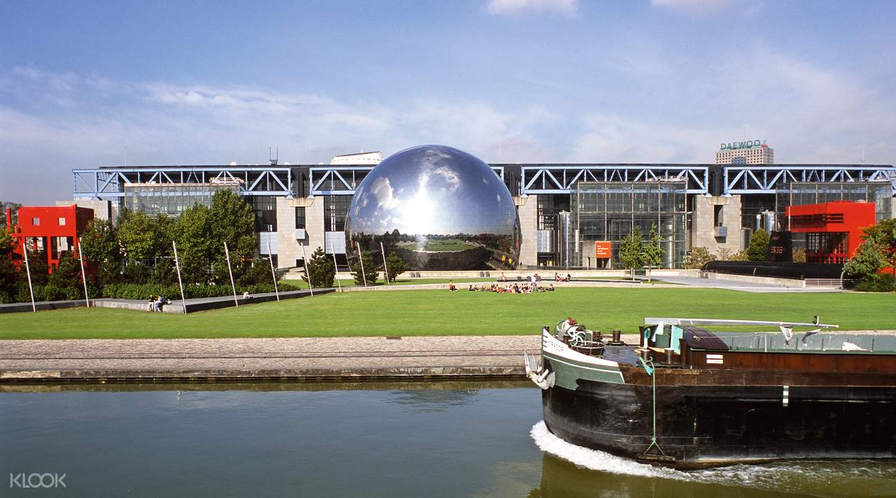 cité des sciences et de l'industrie ticket