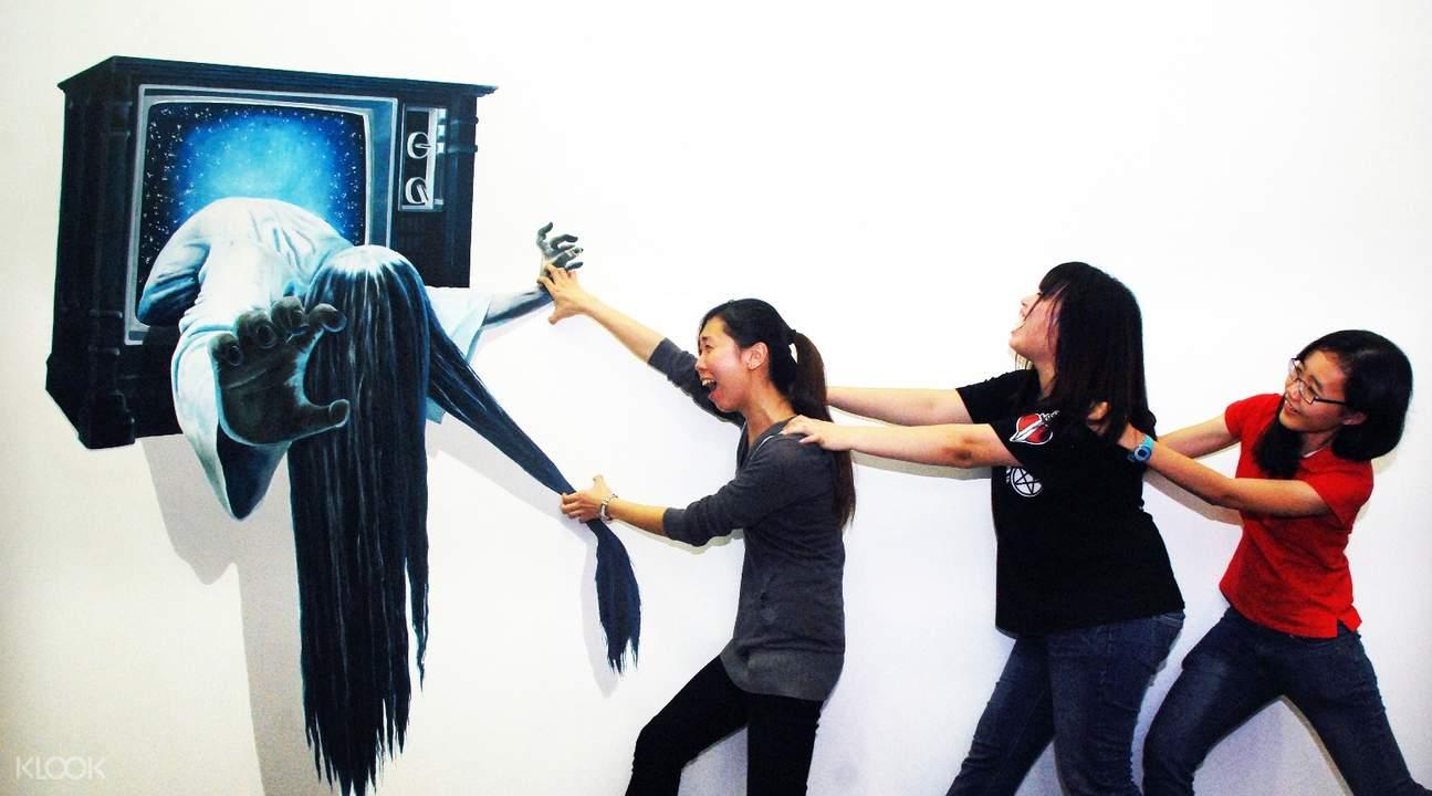 槟城3D幻觉立体美术馆