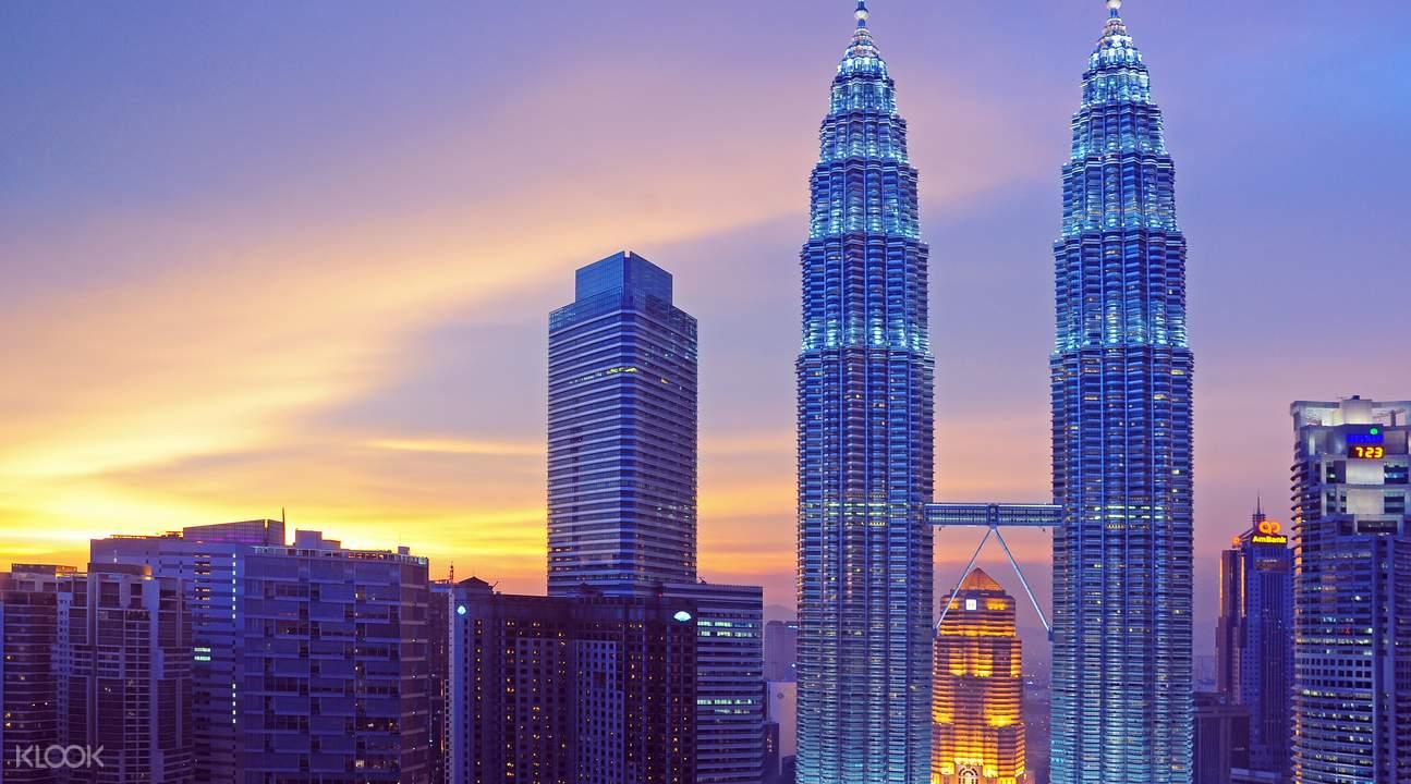 吉隆坡雙子星塔