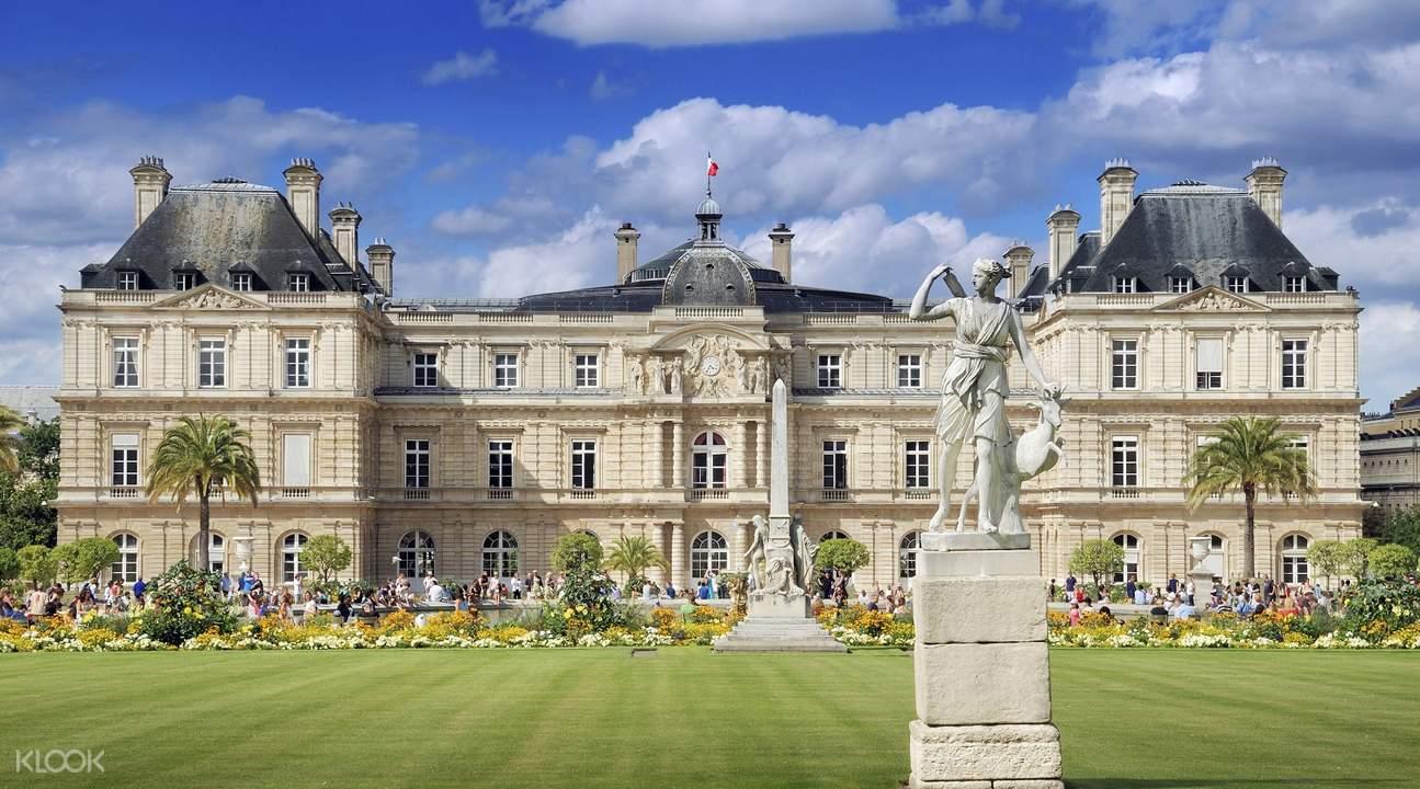 巴黎旅游景点