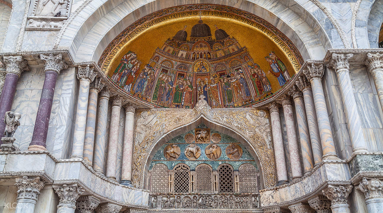 saint mark's basilica guided tour